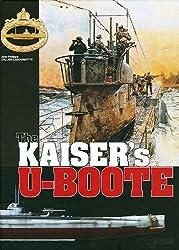 Dallies-Labourdette, J: Kaiser's U-Boote: Anatomy of a Cat