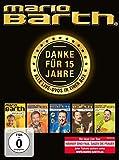 Mario Barth 'Mario Barth - Danke für 15 Jahre: Alle Live-DVDs in einer Box!'