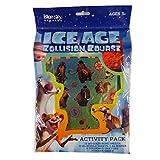 Ice Age Collision Course - Aktivität Pack - Färbung, Puzzles, Buntstifte, Poster & Aufkleber