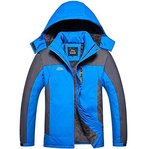 (Luckycat Frauen Winter lässig Lange Baumwolle gepolsterte Samt verdickt Outdoor Sports Coat Jacken Mäntel Sweatjacke Winterjacke Fleecejacke Steppjacke)