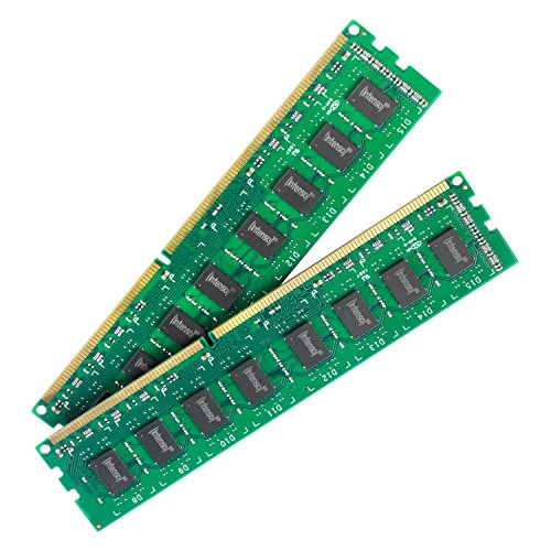 Intenso 5631162 16GB DDR3 Dual Channel Kit (2x8GB) Desktop Pro 1600MHz DIMM 240-Pin CL11