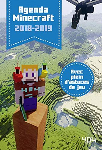 Télécharger Agenda Minecraft 2018 2019 Livre En Ligne Pdf Download