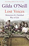 Lost Voices: Memories of a Vanished Way of Life