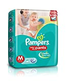 Pampers Medium Size Diaper Pants (60 Cou...