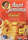 Tante Jemima Original Pancake und Waffel - Mix, 6er Pack