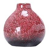 Nette chinesische Vase Dekor Vase Mini Vase kleine Vase f?r Haus / B?ro, Rosa