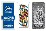 Modiano Trevigiane 89/20 - Carte da gioco regionali