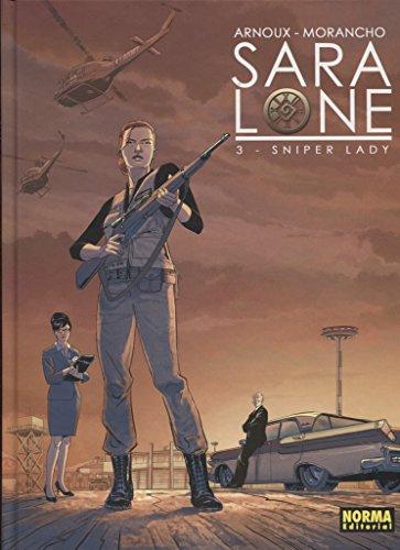 Sara Lone 3. Sniper Lady por Arnoux
