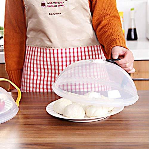 Honana CF-BC23 Multipurpose Seal Stack Bowl Cover Mikrowelle Kühlschränke PP Keep Fresh Plate Cover -