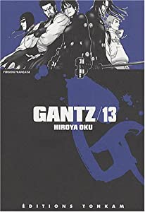 Gantz Edition simple Tome 13