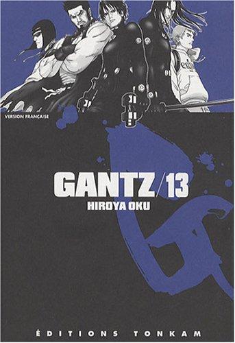 Gantz Vol.13 par OKU Hiroya