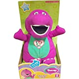 Plush I Love You Singing Barney 11 by Golden Bear Company