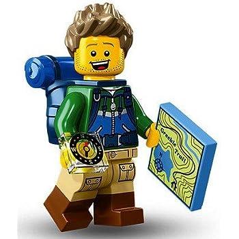 Lego Serie Minifigures 16 - ESCURSIONISTA Figure mini Insaccato) 71013