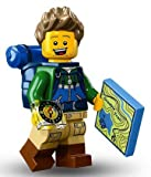 Lego Serie Minifigures 16 - ESCURSIONISTA Figure mini Insaccato) 71013