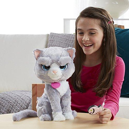 Hasbro FurReal Friends B5936EU4 - Katze Bootsie, Plüsch - 7