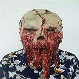 Creepy Scary Halloween Cosplay Kostüm Maske Für Erwachsene Party Dekoration Requisiten
