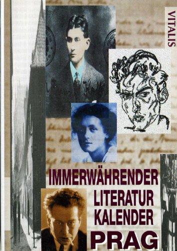 Immerwährender Literaturkalender Prag