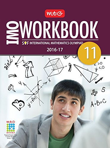 MTG International Mathematics Olympiad (IMO) Work Book - Class 11