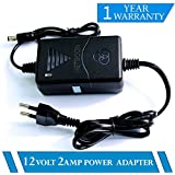NETBOON PA12V 2A Universal Plug in Charger (Black)