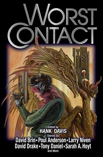 Worst Contact (English Edition) eBook: Hank Davis: Amazon.es ...
