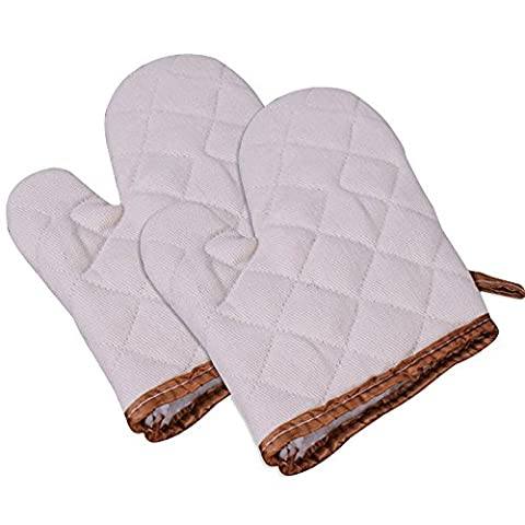 Pawaca Heat Insulation Gloves for Cooking, Baking, Barbecue