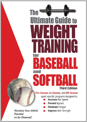 The Ultimate Guide to Weight Training for Baseball & Softball (English Edition) por Rob Price