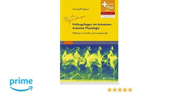 Fein Anatomie Und Physiologie Prüfung 5 Galerie - Anatomie und ...