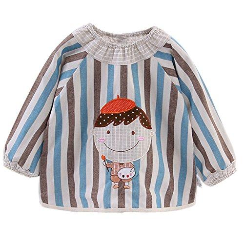 happy-cherry-blusn-babero-babi-impermeable-de-mangas-largas-proteccin-de-ropa-infantil-delantal-de-p