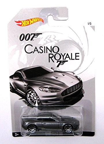 Hot Wheels James Bond 007 Aston Martin DBS Casino Royale 1:64