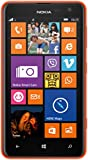 Nokia Lumia 625 Smartphone (4,7 Zoll (11,9 cm) Touch-Display, 8 GB Speicher, Windows 8) orange