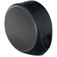 Logitech X100 Mobile Lautsprecher (Bluetooth, micro-USB Ladekabel) schwarz