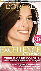 LOreal Paris Excellence Crme Shade 5, 172g (Rs 60 Off)