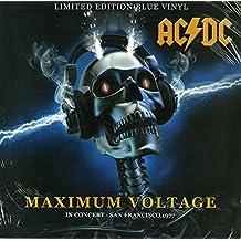 Maximum Voltage in Concert San Francisco 1977 (Vinile Blu Limited Edt.) [Import anglais]