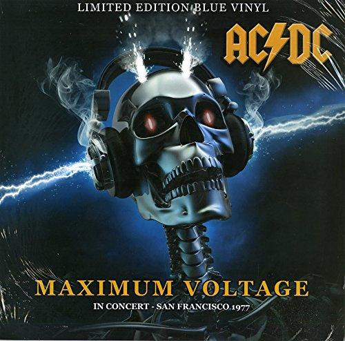 Maximum Voltage in Concert San Francisco 1977 (Vinile Blu Limited Edt.)