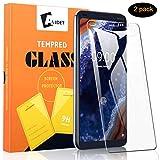 A-VIDET Panzerglas für Nokia 9 PureView Vollschutz-mit Ultra-Stärke Ultra-klare Transparenz Schutzfolie Bildschirmfolie für Nokia 9 PureView (2 Stück)
