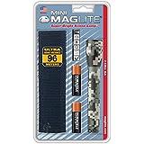 Maglite M2amrh Aa Mini Flashlight Und Holster Combo Pack, Universal Camo