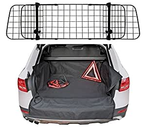 Quilted Pet Dog Heavy Duty Boot Liner Protector For Vauxhall Crossland X 2017 on