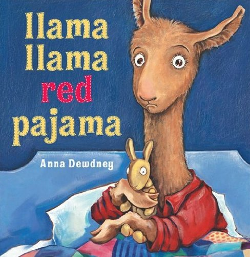 Llama Llama Red Pajama (English Edition)