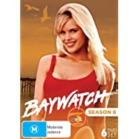 Los vigilantes de la playa / Baywatch (Season 6) - 6-DVD Set