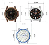 Volga Analogue Multi-Colour Dial Mens Watch-Vl-W05-23-28-41