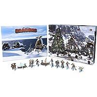 Spin Master 6036479 – DreamWorks Dragons – Calendrier de l'Avent