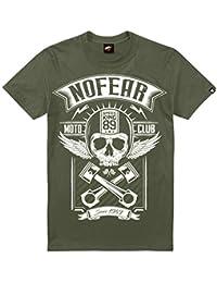 No Fear Moto Club, T-Shirt Homme