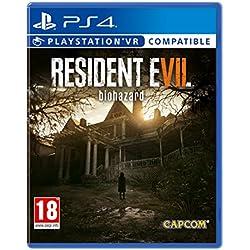 Resident Evil 7: Biohazard - VR Compatible (PS4)