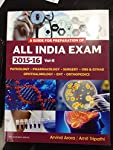 This is a useful book for PGMEE.A Guide for Preparation of All India Exam . Contains subjects like Anatomy, Biochemistry, Books, Microbiology, Preventive and Social Medicine A Guide for Preparation of All India Exam 2015-16, Volume 3 By Arvind arora ...