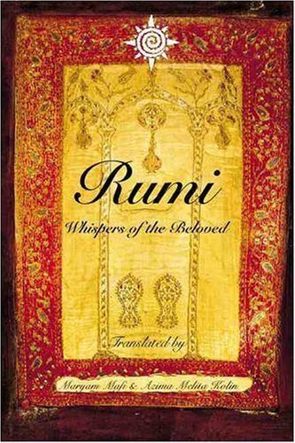 Rumi: Whispers Of The Beloved by Maryam Mafi (Jan 27 2000)