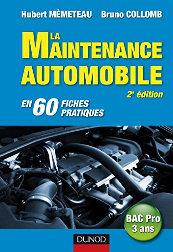 Maintenance automobile - 2e édition