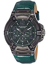 Giordano Analog Green Dial Men's Watch - P1059-08