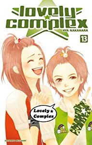 Lovely Complex Edition simple Tome 13