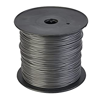 Silverline 245098 – Hilo de nylon para desbrozadora (2,4 mm x 262 m)