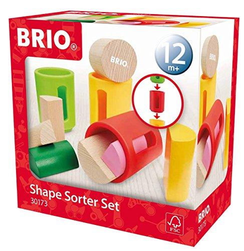 Brio - 30173 - Jouet d'éveil - trieur de formes
